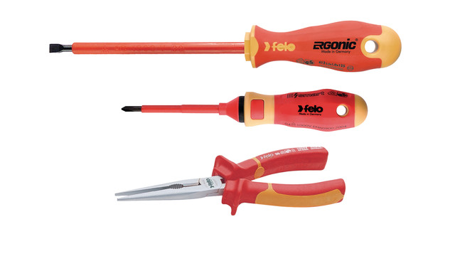 FELO insulated tools