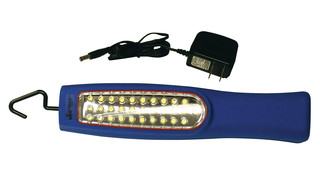 30 LED and UV Rechargeable Work Light
