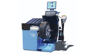 Geodyna Optima wheel balancer