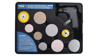 Mini Composite Sander Kit, No. MT1640K
