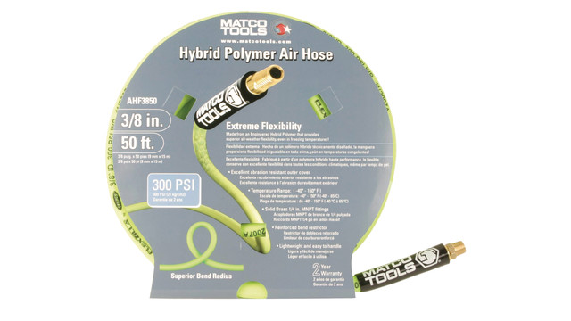 Flexzilla air hose, No. AHF3850