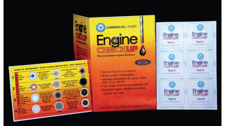 Engine Analysis diagnostic tool