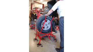 Wheelfloat wheel dolly