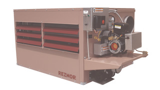 RA-250 and RAD-250 Waste Oil Heaters
