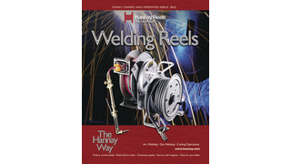 Updated Welding reels catalog