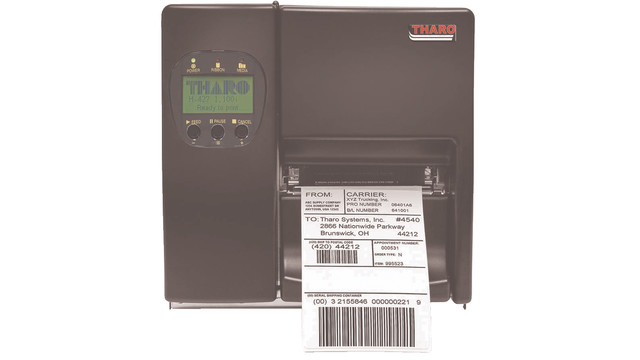 H-400/H-600 Series thermal transfer ID and bar code label printers