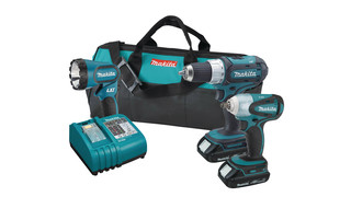 18V LXT Lithium-Ion 3-Piece Combo Kit (model LXT311H)
