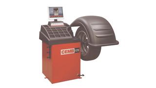 C73LSE Wheel Balancer