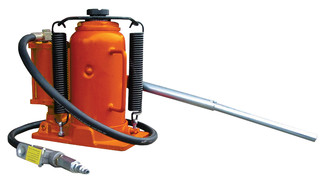 Heavy-Duty Air Hydraulic Bottle Jack