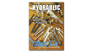 Hydraulic Tools Catalog