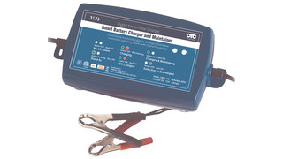 Smart Battery Charger and Maintainer No. 3176