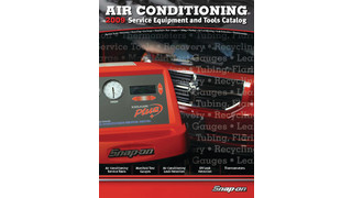 2009 A/C tool and equipment catalog