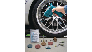Megabrite Wheel Refinishing Kit