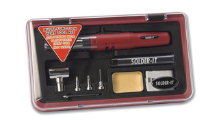 Multi-Function 4-in-1 Heat Tool Kit No. ES-640CK