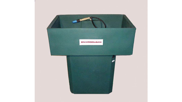 EnvironClean Deluxe Parts Washer No. N316