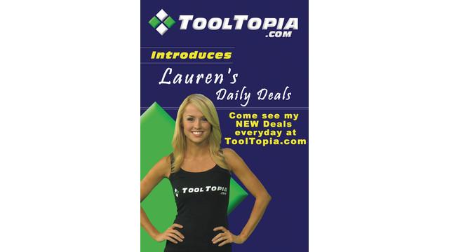 Lauren's Daily Deals sales promotion