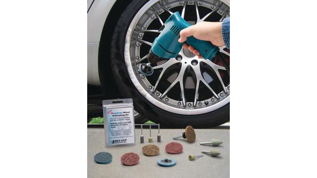 Megabrite Wheel Refinishing Kit