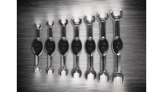 HI:BEAM Lighted Open End Wrenches