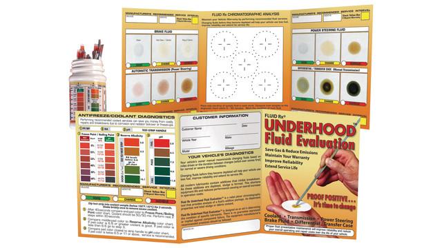 Underhood Evaluation Pack