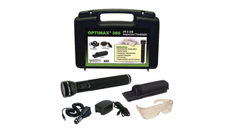TP-8690UV OPTIMAX 365 Leak Detection Flashlight