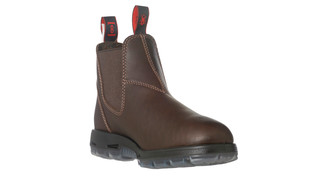 Great Barrier Waterproof Slip-on Boot w/ steel-toe