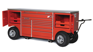 IronHead Tool Utility Vehicle, TUV