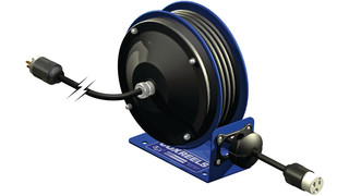 PC10 Power Cord Reels