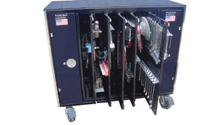 Vertical Tool Box