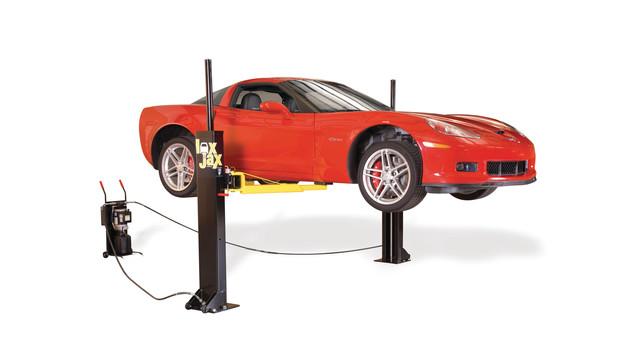 Dannmar MaxJax lifting system