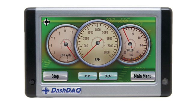 DashDAQ II diagnostic tool