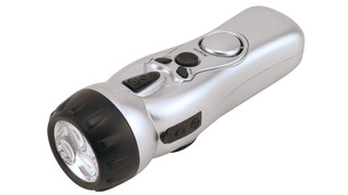 LGX Wind-Up LED Flashlight