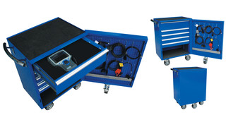 Mountain MTN3375 diagnostic tool storage cart