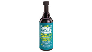Dragon Power Diesel fuel treatment