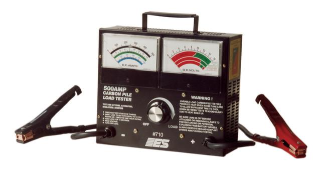 500 Amp Carbon Pile Load Tester No. 710