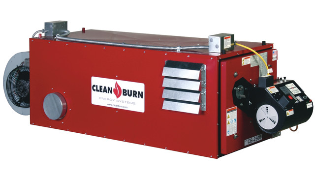 Model CB-2500 Used Oil Furnace