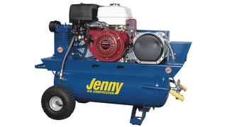 Compressor/Generator Combo Unit line