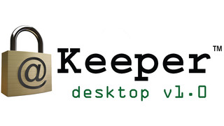 Keeper data and password vault
