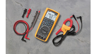 Multimeter-clamp kits with i400 and 322 Clamp Meters