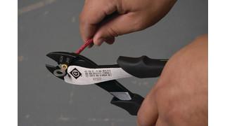 Terminal Crimping Tool No. KP1022D