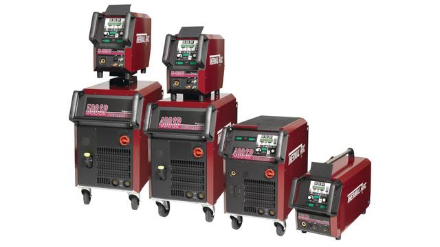 Thermal Arc PowerMaster SP range of welders
