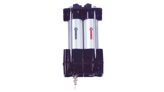 Extractor/Dryer filter for compressed air systems