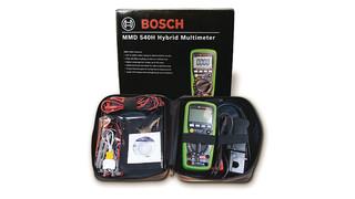 MMD 540H Hybrid Multimeter