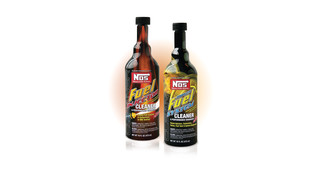 NOS Complete Fuel System Cleaner No. 12203 and NOS Fuel Injector Cleaner No. 12103