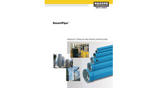 SmartPipe product catalog and installation guide