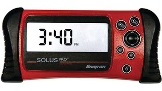 Solus Pro Replica Desk Clock