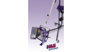 UVA1200 Cure-Tek Ultraviolet paint curing lamp