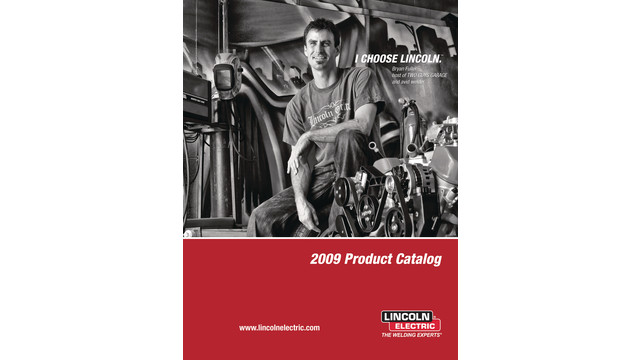 2009 product catalog