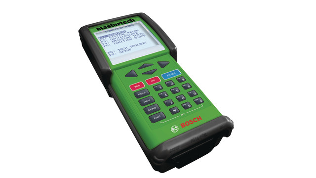 MTS3100 Mastertech Scan Test Software version 8.2