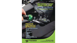 2009 Tracerline Leak Detection Brochure