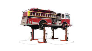 CLM series heavy-duty mobile column lifts